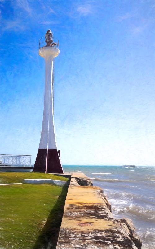 Baron Bliss Lighthouse Belize City-2 _0P230115